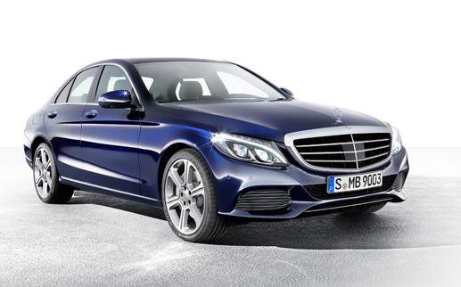 Mercedes-Benz C 300 BlueTEC HYBRID, (W205), 2013