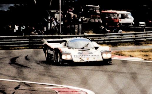 Porschein Lemans